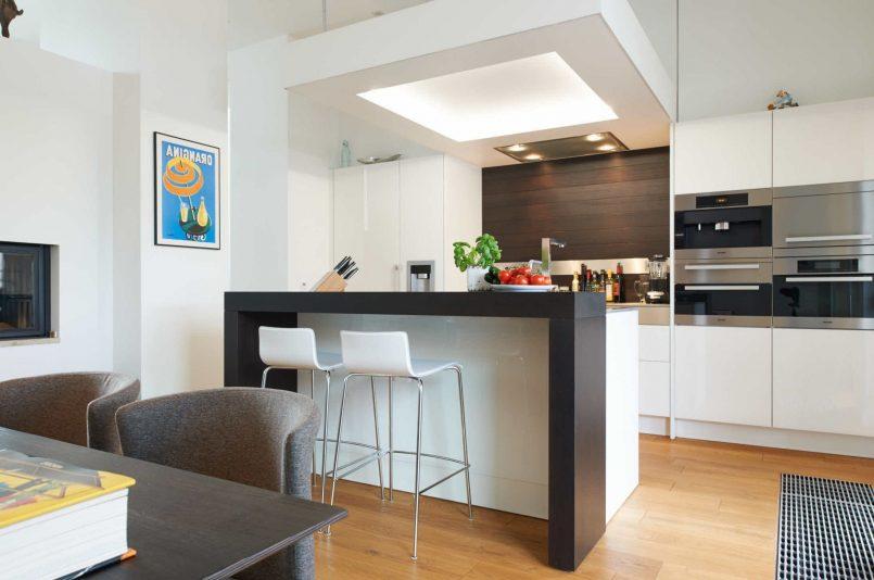 Contemporary Bar Table - Modern Bar Table. high bar table. high top