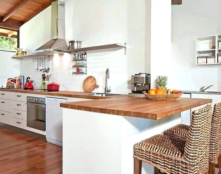 decoration: Breakfast Bar Design Decorating Ideas Kitchen Modern The