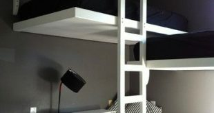 50+ Modern Bunk Bed Ideas for Small Bedrooms | New house | Pinterest