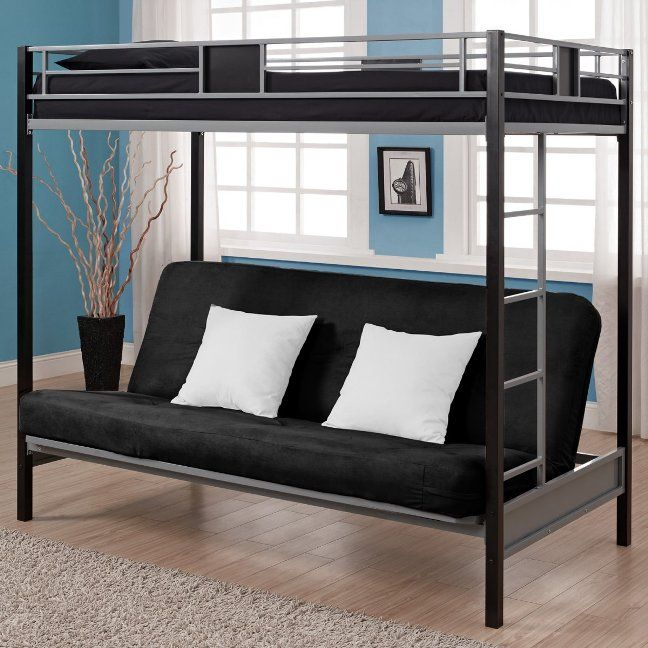 Futon bunk beds for adults u2026 | My Room | Pinteu2026