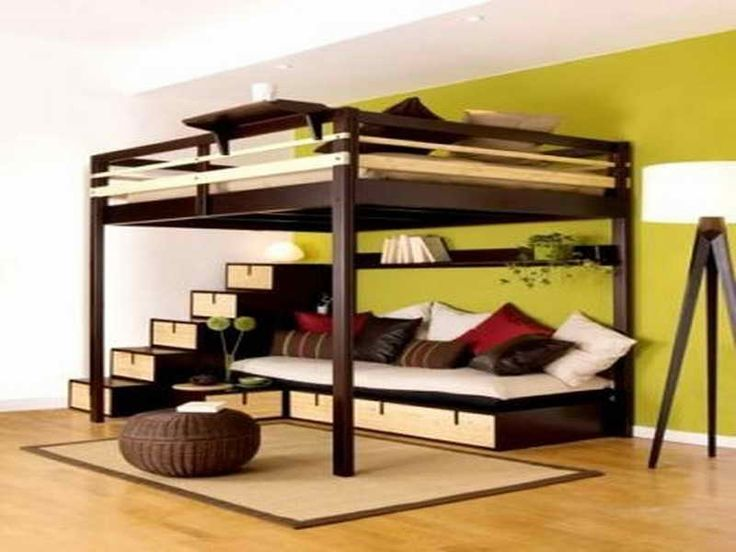 Modern Bunk Bed Couch for Higher   Functionality