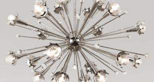 Sputnik Ceiling Light Fixture by Jonathan Adler | RA-711