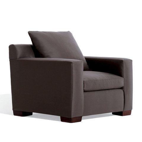 Modern Penthouse Club Chair - Chairs / Ottomans - Furniture