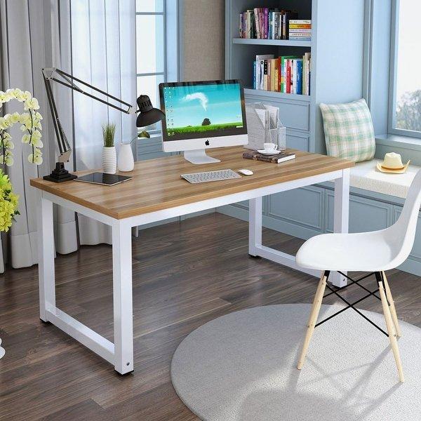 Shop Computer Desk Modern Simple Office Desk Computer Table Study