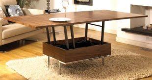 Transformer Furniture: Dwell's Convertible Coffee Table | Furniture