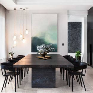 Locke Crescent East Fremantle - Modern - Dining Room - Perth - by