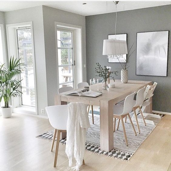 20 Modern Dining Room Ideas and Designs for The Present House