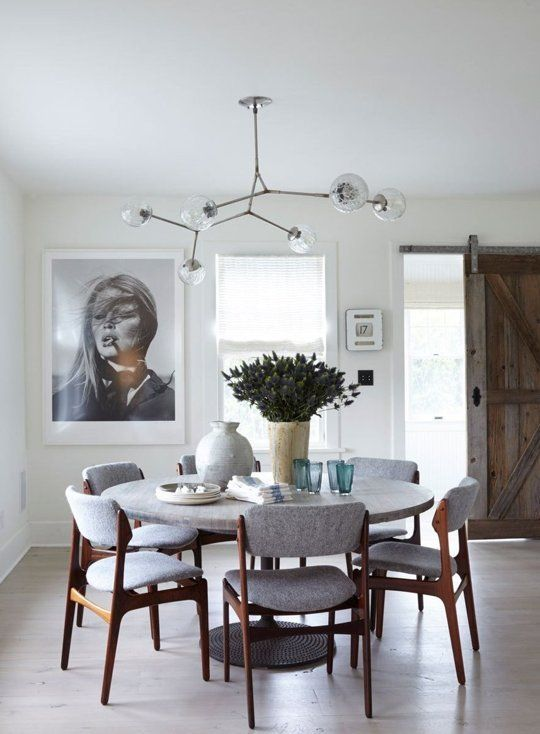 The Designer Trick That's Going To Take Your Dining Room to the Next