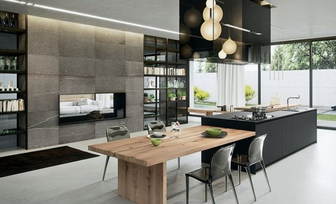 Five Ideas for a Modern Kitchen Design