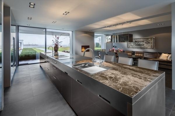 Modern kitchen design - 50 stylish dream kitchen interior ideas