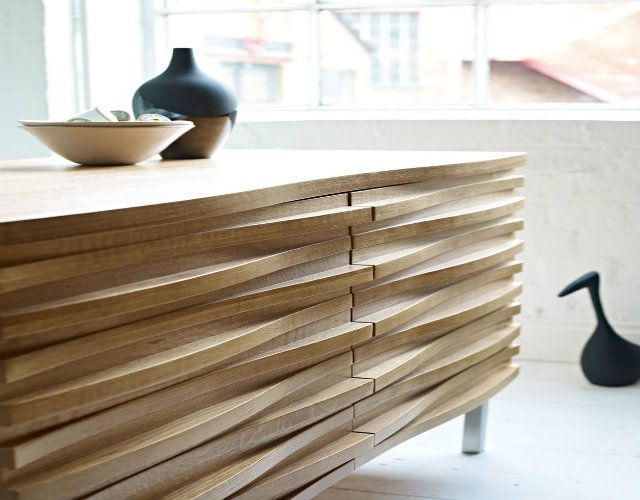 18TOP-50-MODERN-SIDEBOARDS-Conran-Wave-Sideboard 18TOP-50-MODERN