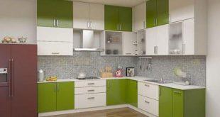 Modern Modular Kitchen Cabinet, Rs 750 /square feet, SK Enterprises