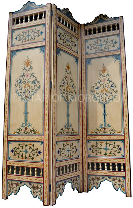 Moroccan furniture imports | Moroccan Room Dividers