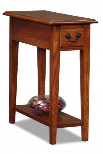 Narrow End Table Offers Multiple Uses at   Home