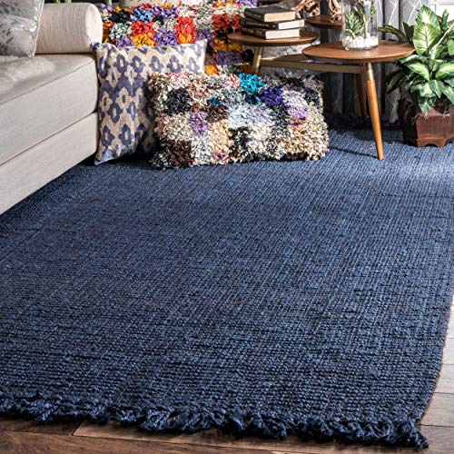 Navy Blue Rugs: Amazon.com
