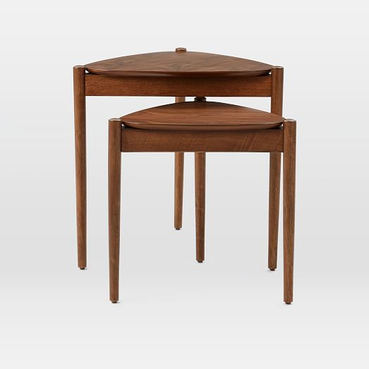 Retro Tripod Nesting Tables | west elm