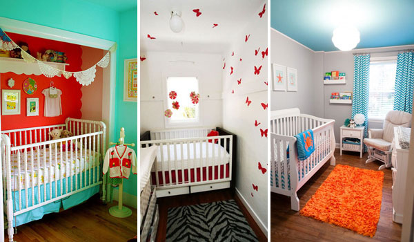 22 Steal-Worthy Decorating Ideas For Small Baby Nurseries - Amazing