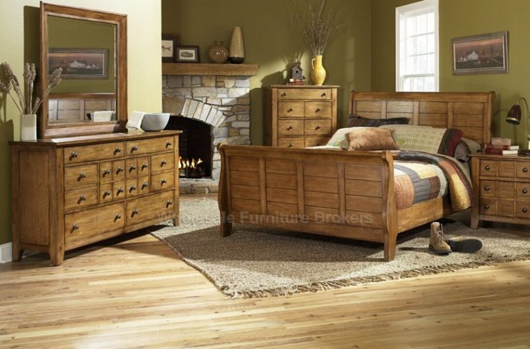 Light Oak furniture Ideas & Design - Oak Bedroom Furniture Sets