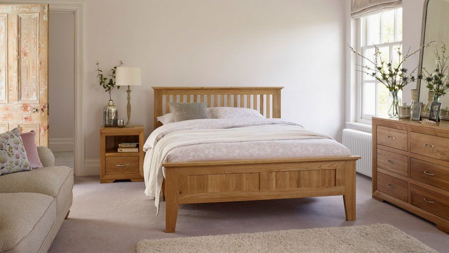 Oak Bedroom Furniture | Beds, Dressing Tables, Chest of Drawers