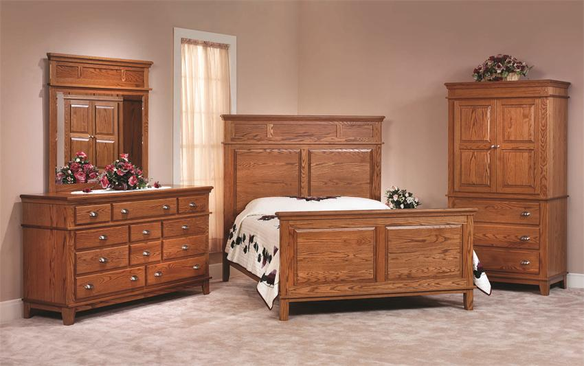 Reasons for why solid oak bedroom furniture is the ultimate choice