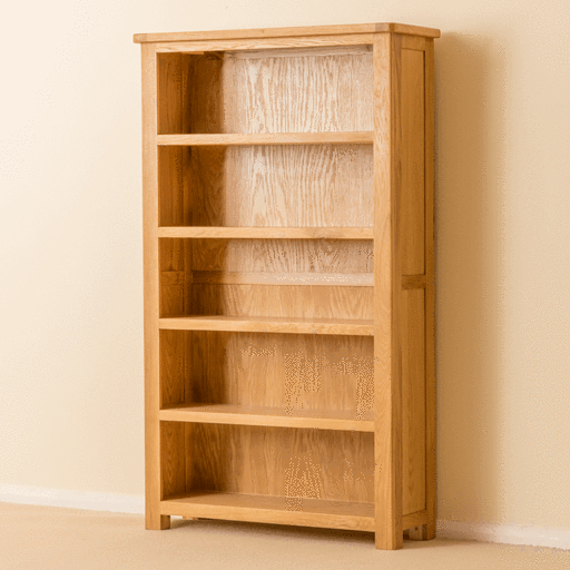 Oak, Painted & Solid Wood Bookcases | High Quality Oak Furniture