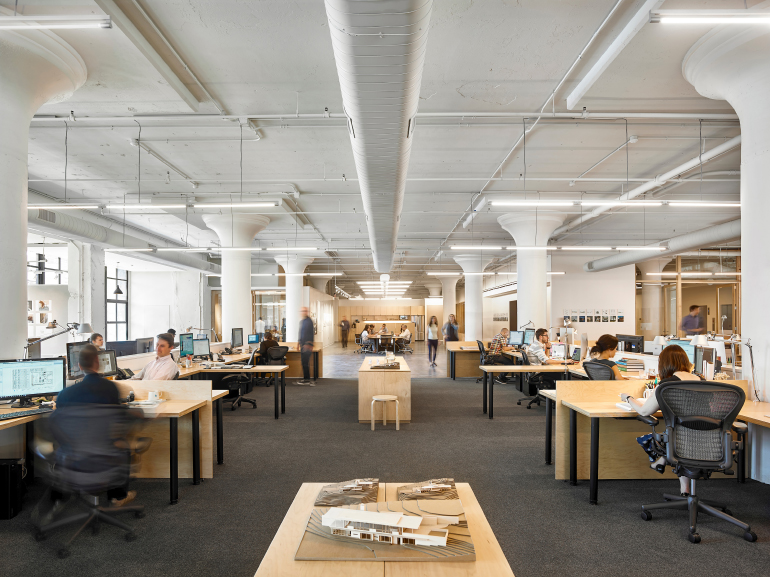 7 Firms Design Their Own Office