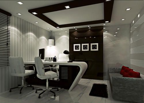 Office MD Room Interior Work | Executive tables | Office interiors