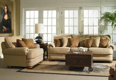 Stanton Oversized Sofa & Loveseat in 2018 | Furniture | Pinterest