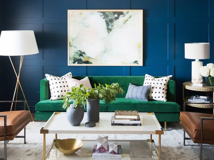 10 Transformative Small Living Room Paint Colors | MyDomaine