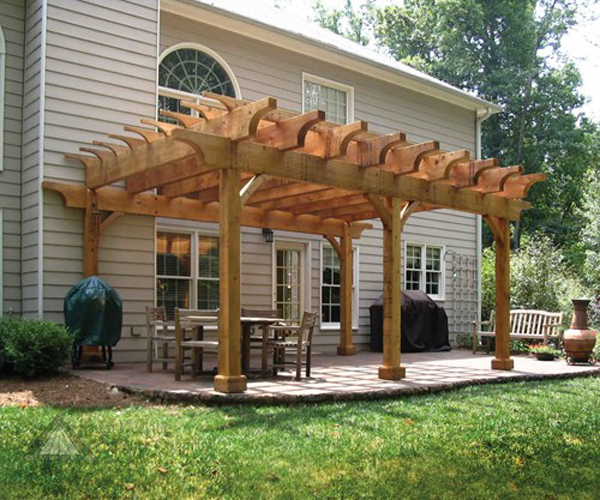 Pergola Designs | Atlanta Decking & Fence Company