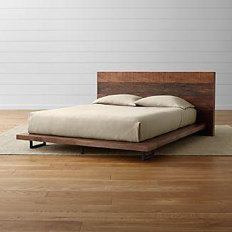 Platform Beds | Crate and Barrel