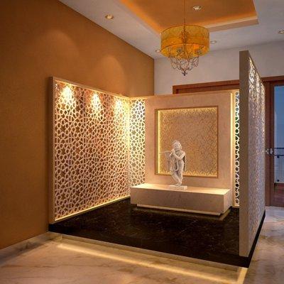 Pooja Room Designs Ideas