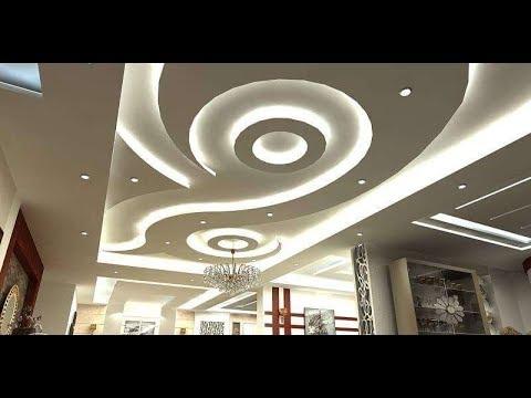 Top 150 POP false ceiling designs for living room & bedroom 2019