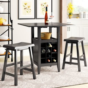 Pub Table Set 7 Piece | Wayfair