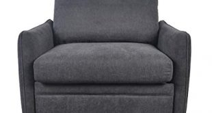 Amazon.com: Living Room Furniture Single Chair - Pull-Out Sofa Bed