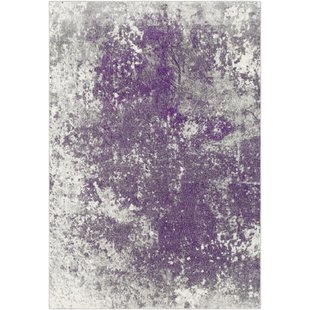 Modern Purple Area Rugs | AllModern