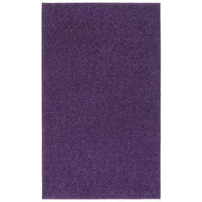 Purple Rugs Create Amazing Effects in   Home Environment