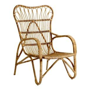 Modern Rattan & Wicker Accent Chairs | AllModern