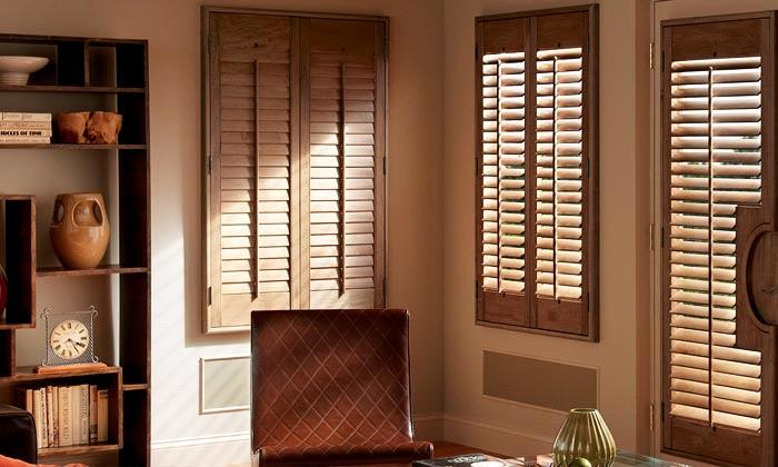 Steve's Exclusive Collection - Wood Shutters - Traditional Solid
