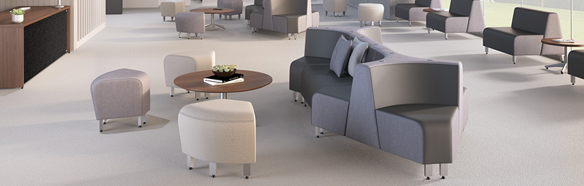 Lobby + Reception Products | National Office Furniture