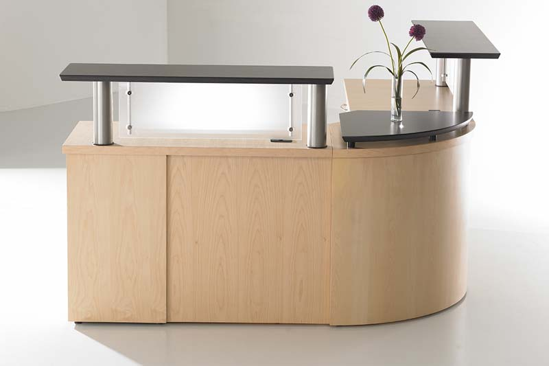 DARRAN Reception Furniture - Office Furniture Warehouse