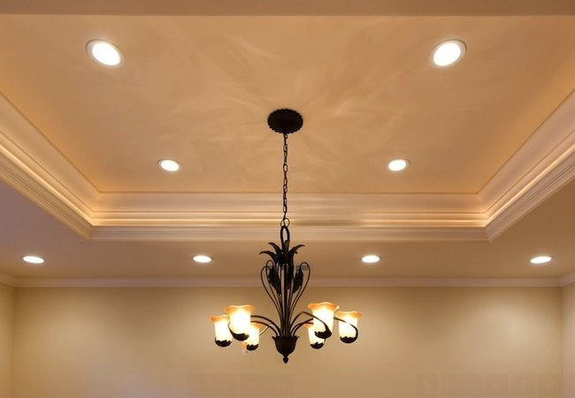 Recessed Lighting Installation - Bob Vila
