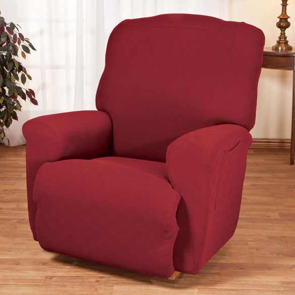 Newport Stretch Furniture Recliner Cover - Chair Cover - Easy Comforts