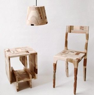 Recycled Wooden Furniture | TreeHugger
