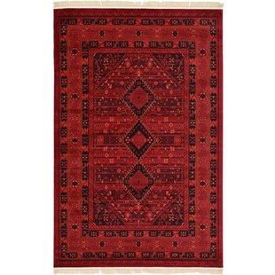 Modern Red Area Rugs | AllModern