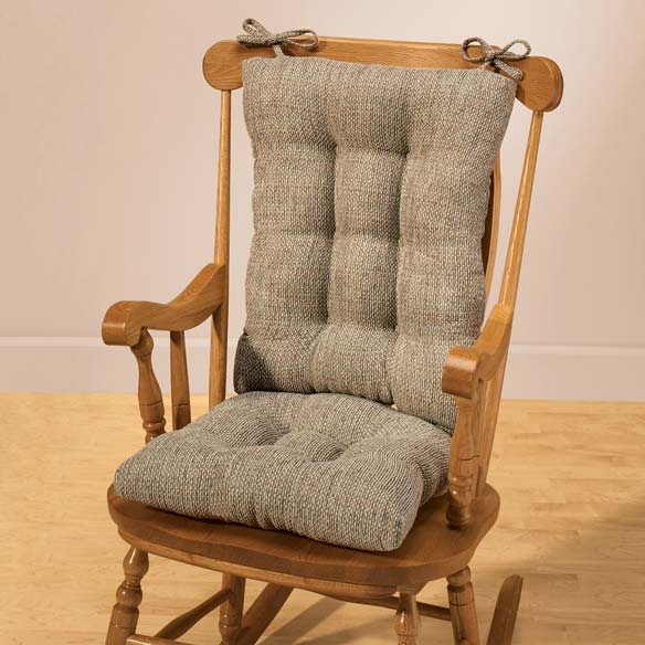 Rocking Chair Cushion Set - Rocking Chair Cushions - Easy Comforts