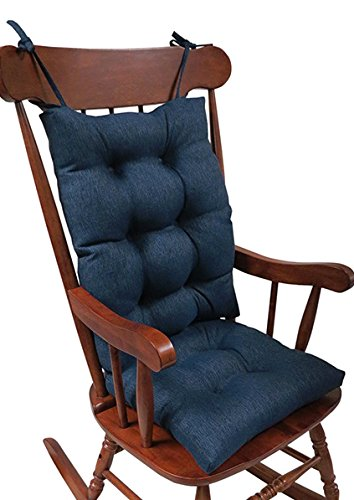 Amazon.com: The Gripper Non-Slip Omega Jumbo Rocking Chair Cushions