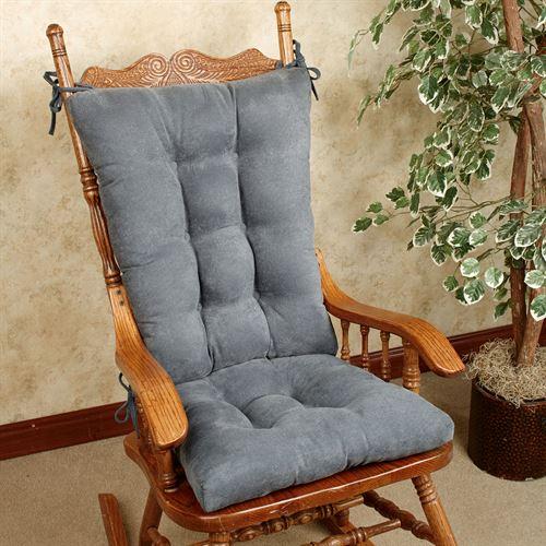 Twillo Slip Resistant Rocking Chair Cushion Set