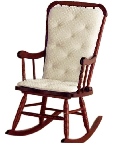 Amazon.com : Baby Doll Bedding Heavenly Soft Adult Rocking Chair