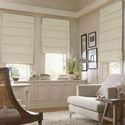 JCPenney Home Savannah Roman Shade JCPenney